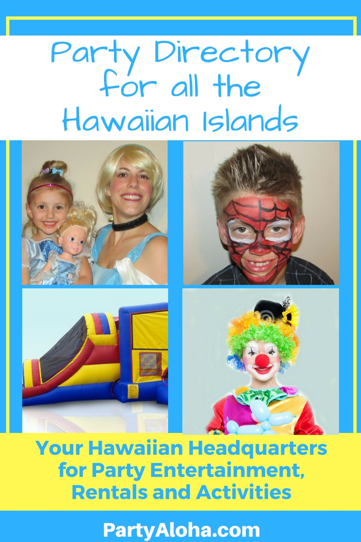 Entertainment & Event Rentals In Hawaii